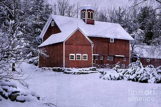Thomas Schoeller - Greetings from New England