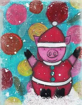 Greetings from the North Pig by Barbara Orenya