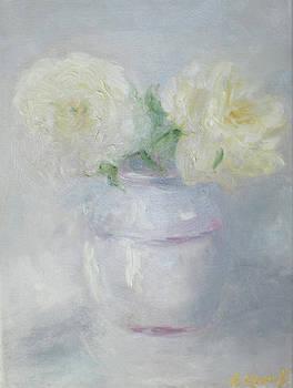Grey Color Study by Barbara Anna Knauf
