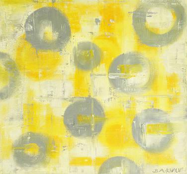 Grey Spheres by Barbara Anna Knauf