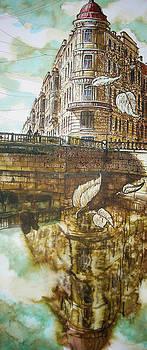 Griboyedov Canal by Aleksey Zuev