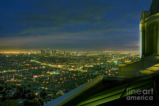 David  Zanzinger - Griffith Observatory  Los Angeles Ca