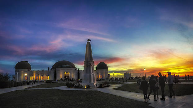 Griffith Observatory by Sean Foster