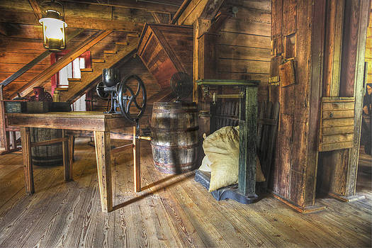 Grist MIll by Teresa Moore