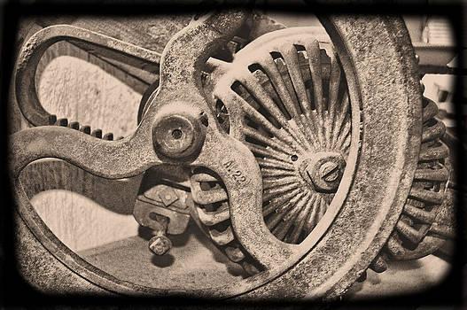 Cindy Nunn - Gritty Wheels