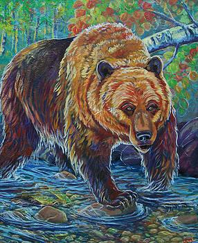 Grizzly Creek by Jenn Cunningham