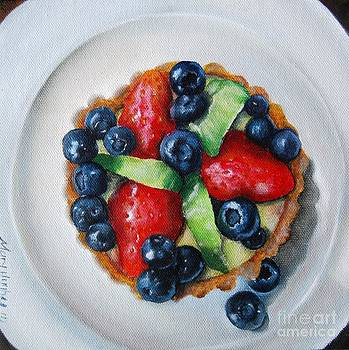 Grocery Store Tart II by Mary Hughes