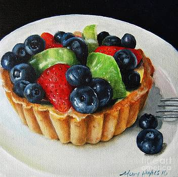 Grocery Store Tart by Mary Hughes