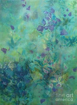 Growing Wild IX by Elis Cooke