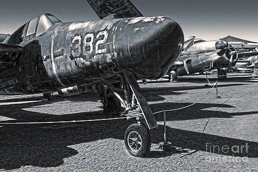 Gregory Dyer - Grumman Tigercat F7F-3N  -  02