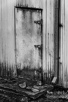 Kathleen K Parker - Grunge Doorway NOLA