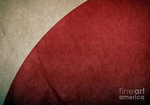 Tim Hester - Grunge Red Paper Background