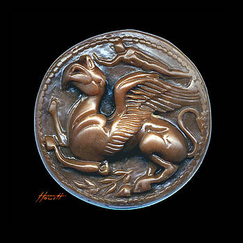 Gryphon or Griffin by Patricia Howitt