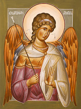 Guardian Angel by Julia Bridget Hayes