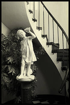 Laurie Perry - Guardian of the Stairs
