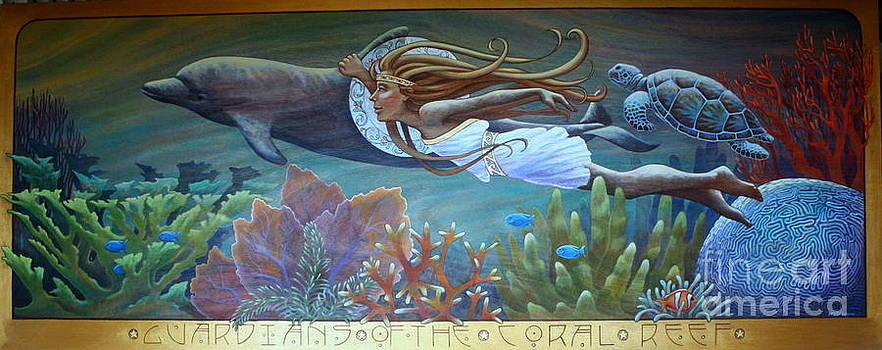 Guardians of the Coral Reef by Teri Tompkins