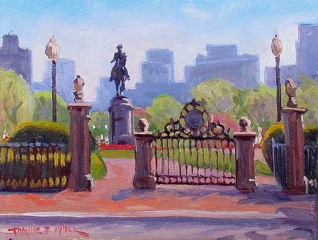 Guarding the Gate by Dianne Panarelli Miller