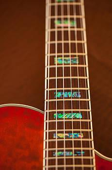 Karol  Livote - Guitar Abstract MK