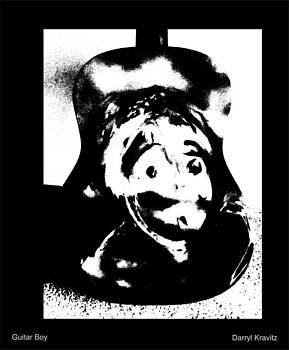Guitar Boy by Darryl  Kravitz