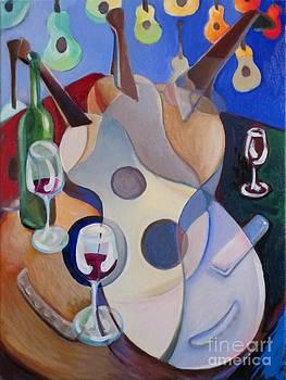 Guitar Celebration by Frederick  Luff