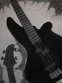 Guitar by Franshisca Delgado