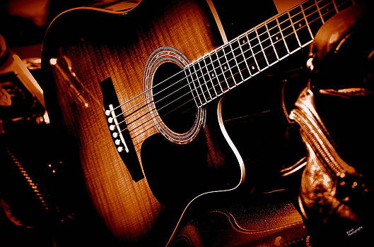 Guitar by Karen Kersey
