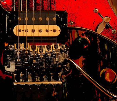 Guitar Pickup by John Stuart Webbstock