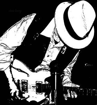 Chris Berry - Guitarist Graphic