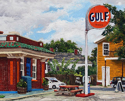 Gulf Dealer by Robert Sutton