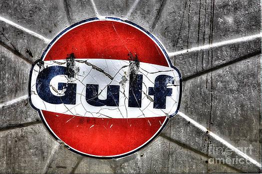 Gulf Grunge  by Lori Frostad