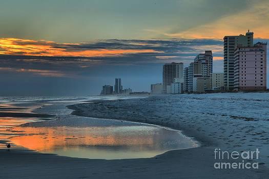 Adam Jewell - Gulf State Park Sunset