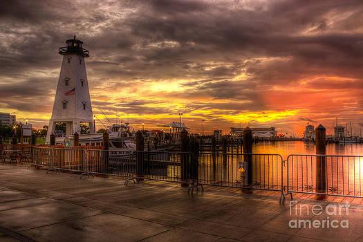 Gulfport Harbor by Maddalena McDonald