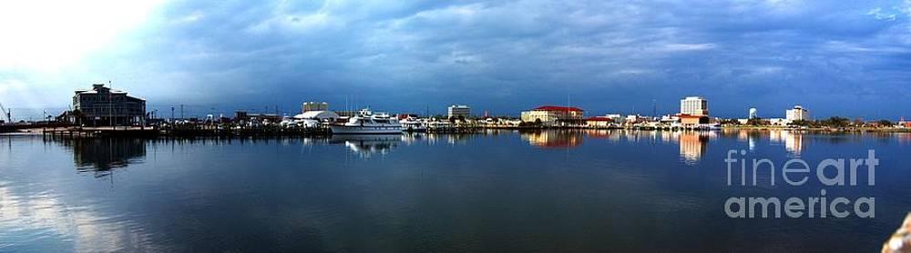 Gulfport Mississippi Harbor by Kyle Ferguson