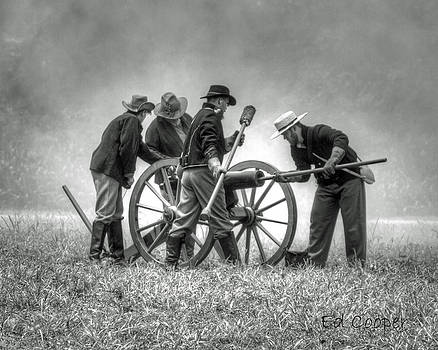 Gunners- Battle of Hernando by Ed Cooper