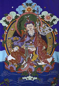 Guru Rinpoche by Leslie Rinchen-Wongmo