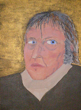 G.W.F. Hegel by Rob Spencer