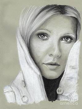 Gwyneth Paltrow by Rosalinda Markle