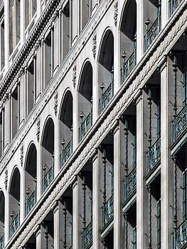 Gwynne Building Exterior by Rob Amend