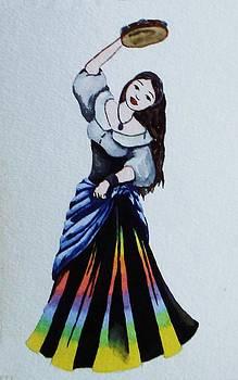 Gypsy Dance by Ally Mueller