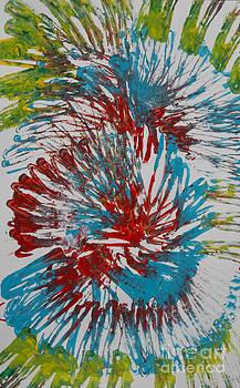 Gyration 1 by Anne Cameron Cutri