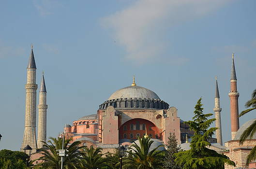 Hagia Sophia in Istanbul by Kivanc Ekinci