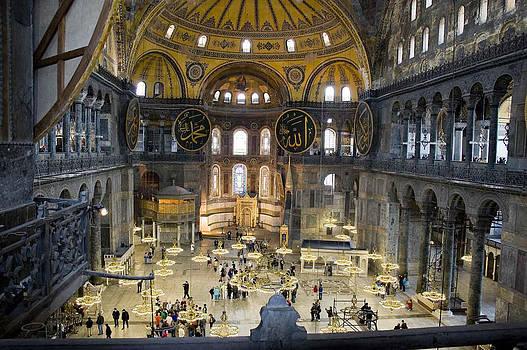 Hagia Sophia Scene Seven by Cliff C Morris Jr