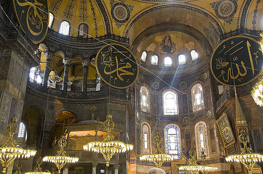 Hagia Sophia Scene Two by Cliff C Morris Jr