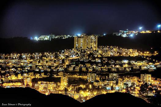 Isaac Silman - Haifa Israel
