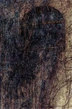 Hairy window 1 by Yevgeni Kacnelson