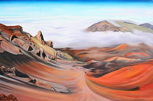 Haleakala  by Kristine Mueller Griffith