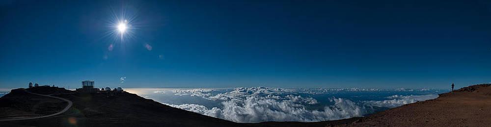 Haleakala Observatory by Kirk Shorte