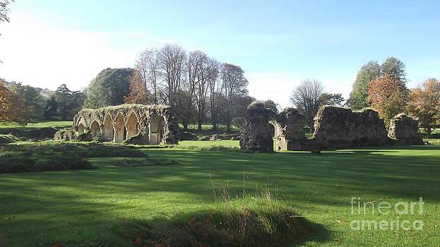Hales Abbey 1 by John Williams