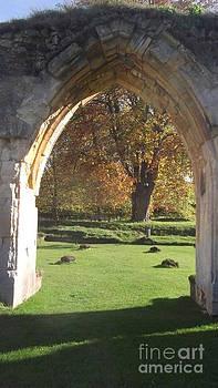 Hales Abbey 4 by John Williams