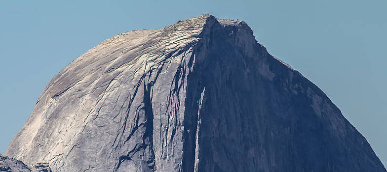 Half Dome Cable Climbers by Brian Williamson